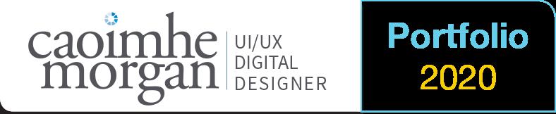 Caoimhe Morgan UI- UX Designer Dublin