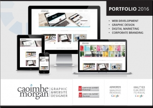 Website Design, Graphic Design and Logo Design Portfolio