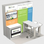 display stand graphics
